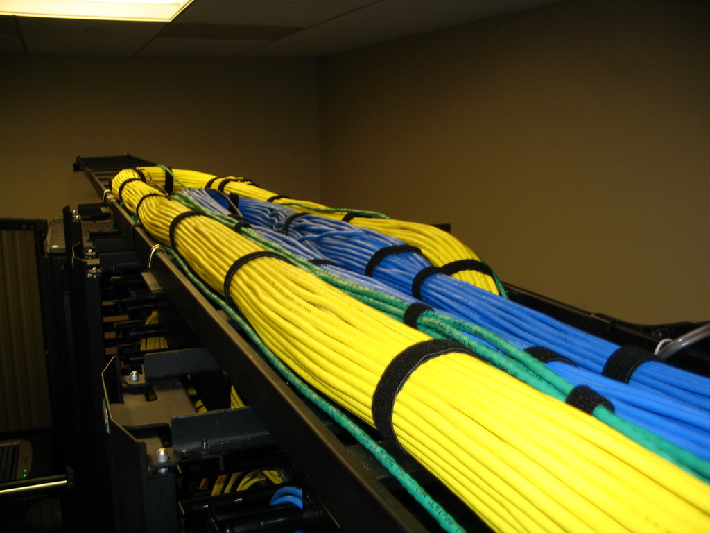 Voice Data Cabling Companies Voice Data Cable Services